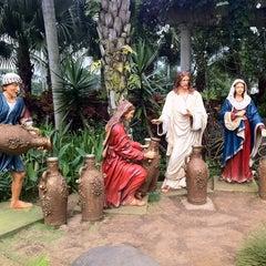 Photo taken at Gua Maria Kerep by Anggun R. on 6/30/2013