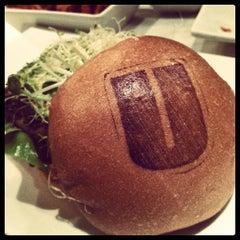 Photo taken at Umami Burger by Jack L. on 10/7/2012