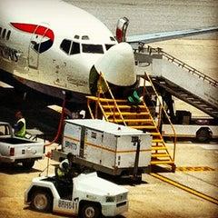 "Photo taken at Port Elizabeth International Airport (PLZ) by Jonathan ""Oros"" O. on 1/2/2013"