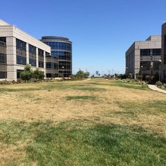 Photo taken at Genentech Inc by Ward K. on 6/12/2015
