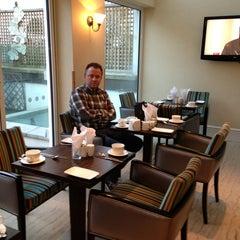 Photo taken at Park Avenue Belgravia Hotel by Igor G. on 2/5/2013