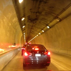 Photo taken at Liberty Tunnel by Amy F. on 9/13/2013