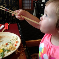 Photo taken at Tokyo Sushi Buffet by Amy F. on 5/16/2013