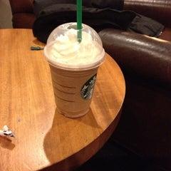 Photo taken at Starbucks by Isela V. on 11/14/2012