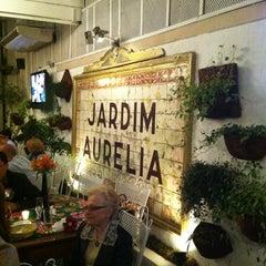 Photo taken at Jardim Aurélia Restaurante e Eventos by Darrell C. on 11/16/2012