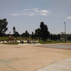 Photo taken at Silver Wing Park & Recreation Center by Marcos V. on 7/28/2014