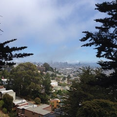 Photo taken at San Francisco Fire Department Diamond Heights by Boon Y. on 6/26/2014