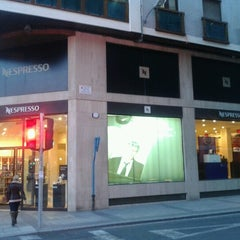 Photo taken at Nespresso Boutique by Nolwenn B. on 11/27/2012