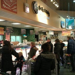Photo taken at Whole Foods Market by Michael B. on 1/27/2013