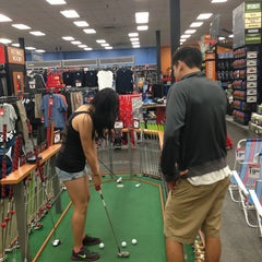 Photo taken at Sports Authority by Diana K. on 6/7/2013