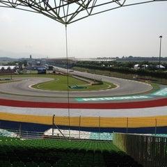Photo taken at Sepang International Circuit (SIC) by Pavel on 3/23/2013