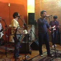 Photo taken at Base A Estúdio by Danton S. on 6/23/2013