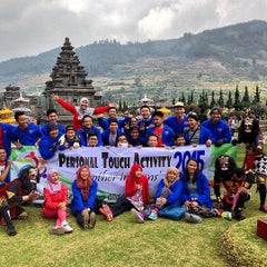 Photo taken at Dieng Plateau by Davide i. on 8/15/2015