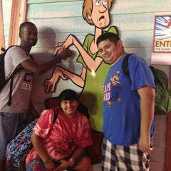 Photo taken at Scooby - Doo Ghostblasters by Pepc C. on 7/15/2013