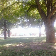 Photo taken at Evergreen Park by Jodie B. on 9/20/2013