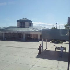 Photo taken at Modesto Amtrak (MOD) by Darth R. on 5/10/2014