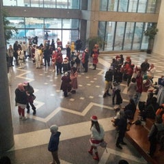 Photo taken at San Jose McEnery Convention Center by Darth R. on 12/15/2012