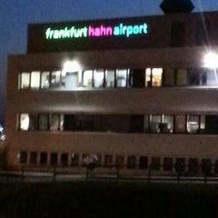 Photo taken at Frankfurt Hahn Airport (HHN) by Leandro V. on 7/9/2013
