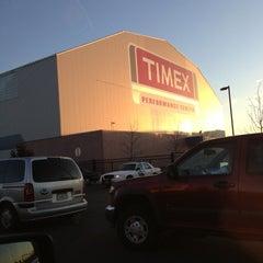 Photo taken at Timex Performance Center by Erik M. on 12/23/2012