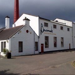 Photo taken at Benromach Distillery and Malt Whisky Centre by Lars H. on 5/27/2013