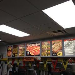 Photo taken at Little Caesars Pizza by Matt C. on 10/14/2013