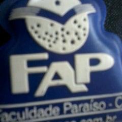 Photo taken at Faculdade Paraíso do Ceará - FAP by Jociliana O. on 11/29/2012