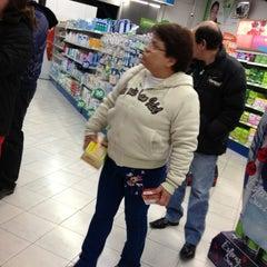 Photo taken at Farmacia San Pablo by Jorge L. on 12/28/2012
