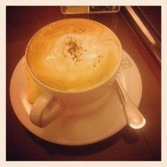 Photo taken at San Antonio Caffé by Cristina M. on 11/29/2012