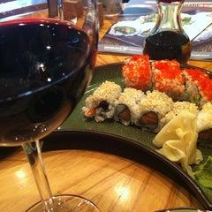 Photo taken at SushiCo by Fulya E. on 4/21/2013