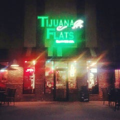 Photo taken at Tijuana Flats by James W. on 12/4/2012