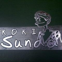 Photo taken at Koki Sunda by Martha Anna S. on 12/7/2012