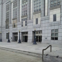 Photo taken at San Francisco Public Library - Main Library by Don M. on 9/28/2012