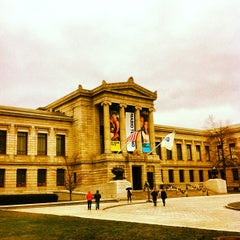 Photo taken at Museum of Fine Arts by Nathaniel H. on 12/16/2012