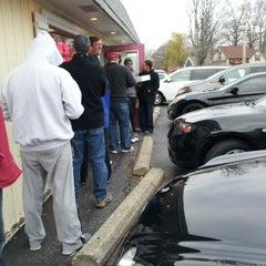 Photo taken at Tim's Bakery by Melinda R. on 11/24/2012