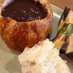 Photo taken at Panera Bread by Megan S. on 5/5/2013