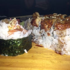 Photo taken at Sushi Avenue by Brian Y. on 12/9/2012