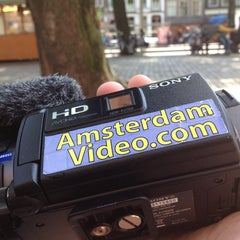 Photo taken at Westermarkt by AmsterdamVideo.com C. on 6/8/2013