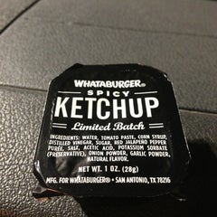 Photo taken at Whataburger by Carlos S. on 3/8/2013