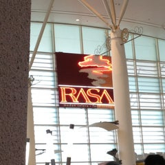 Photo taken at RASA Food Arena (Medan Selera) by Hadi A. on 11/13/2012