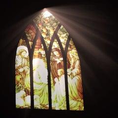 Photo taken at Saint John's Church by Suthisak on 5/19/2013