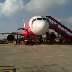 Photo taken at Sultan Ismail Petra Airport (KBR) by Hal J. on 2/9/2013
