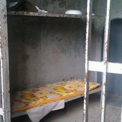 Photo taken at Squirrel Cage Jail by Amy Z. on 2/20/2013