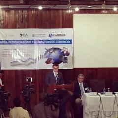 Photo taken at Dirección General de Aduanas DGA by Joel A. on 5/6/2015