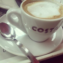 Photo taken at Costa Coffee by Cynthia M. on 5/10/2013