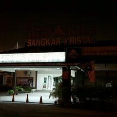 Photo taken at Sangkar Kristal by Momok T. on 9/19/2015