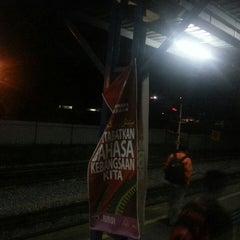 Photo taken at Old Bukit Mertajam Railway Station by Momok T. on 9/20/2013