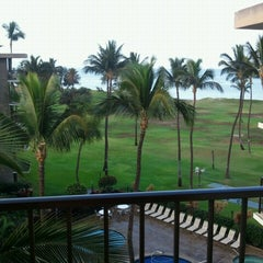 Photo taken at Kauhale Makai (Village by the Sea) by Kathy K. on 12/7/2012