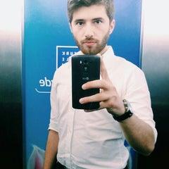 Photo taken at Türk Telekom Genel Müdürlüğü by Kenan B. on 7/7/2015
