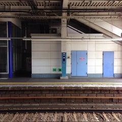 Photo taken at 杉田駅 (Sugita Sta.) (KK46) by Pon N. on 6/27/2013