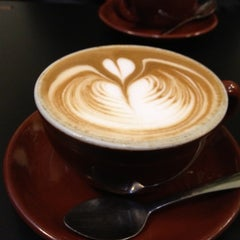 Photo taken at Comet Coffee by Joseph G. on 2/2/2013